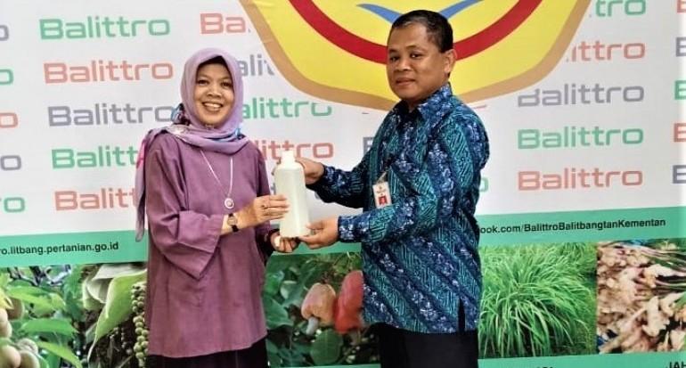 Promosi Healthpro Sanitizer Balittro Bagikan Gratis