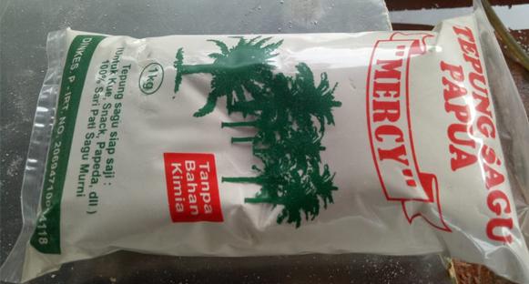 Produk Tepung Sagu